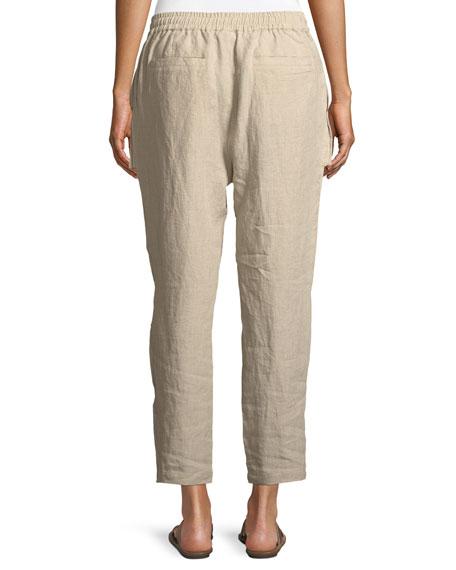 Pepca Culotte Linen Trousers