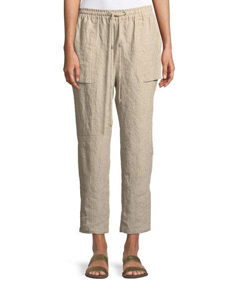 Masai Pepca Culotte Linen Trousers