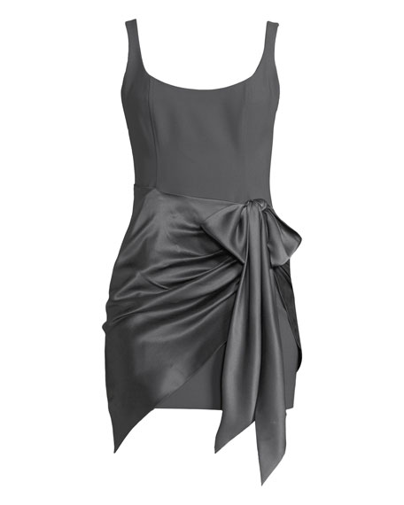 Waverly Sleeveless Wrap Dress