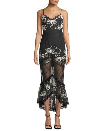 Jacquie Floral Sleeveless Sheath Dress