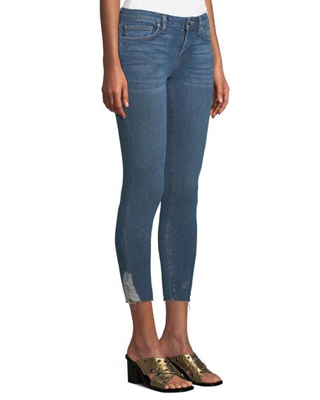 Jarod Cropped Mid-Rise Skinny Jeans