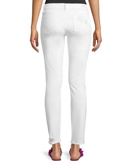 Skyline Mid-Rise Skinny Jeans