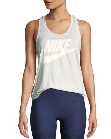 Nike Essential Logo Racerback Tank