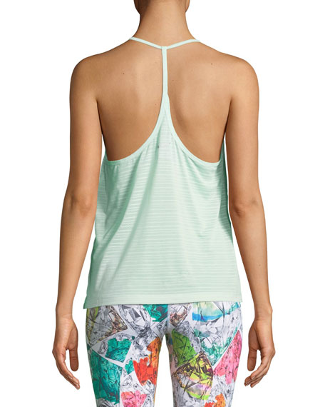 Miler T-Back Performance Tank Top