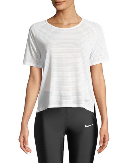 Miler Short-Sleeve Performance Top