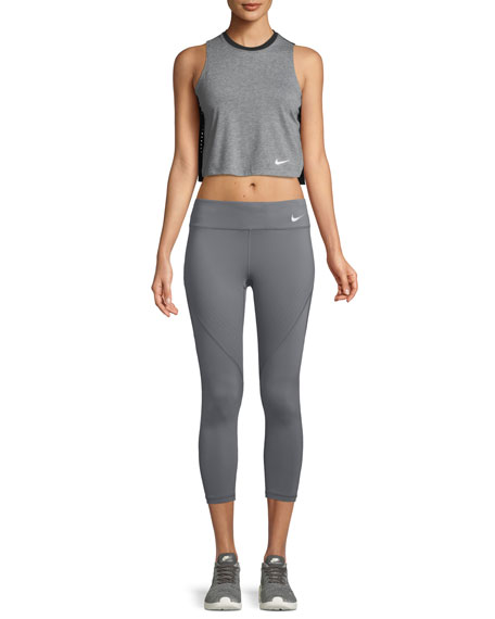 Epic Lux Cropped Running Tights