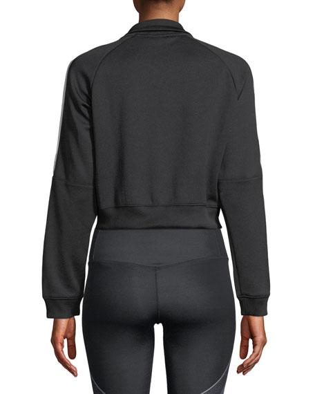 N98 Zip-Front Raglan Performance Jacket