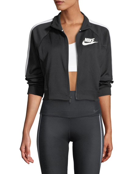 Nike N98 Zip-Front Raglan Performance Jacket