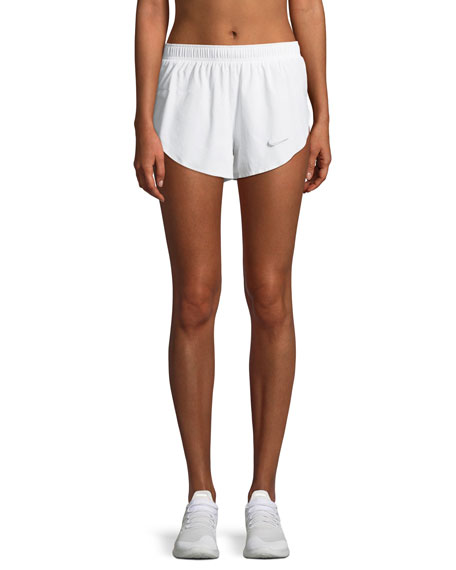 Nike High-Cut Athletic Shorts