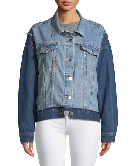 The Carina Denim Jacket