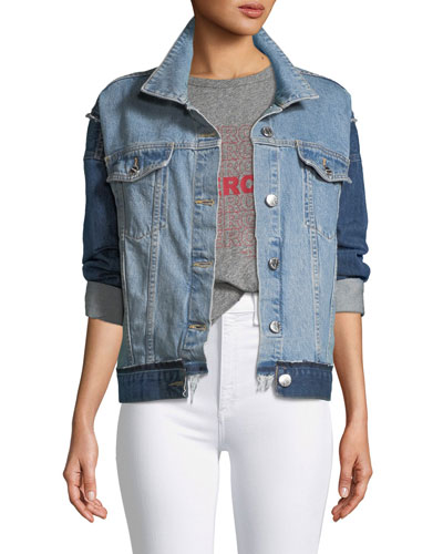The Carina Denim Jacket