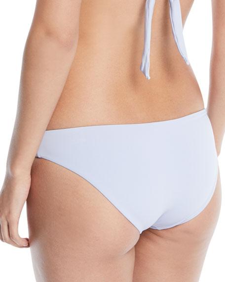 Lily Solid Hipster Swim Bikini Bottoms