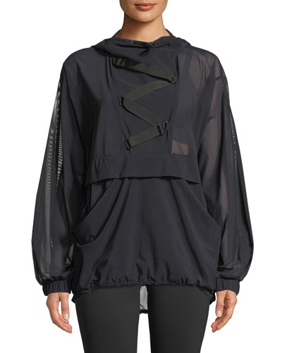 Switchback Pullover Jacket