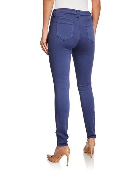 Marguerite High-Rise Skinny Jeans