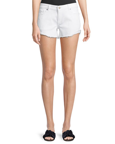 Karlie Low-Rise Boyfriend Shorts