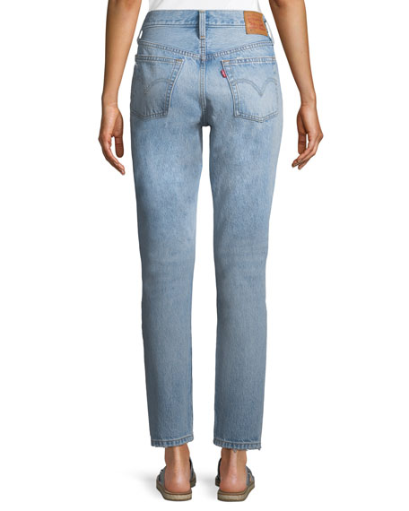 501 Lovefool High-Rise Skinny Jeans