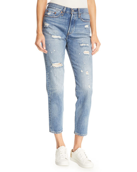 Levi's Premium Partner In Crime Wedgie-Icon Fit High-Waist