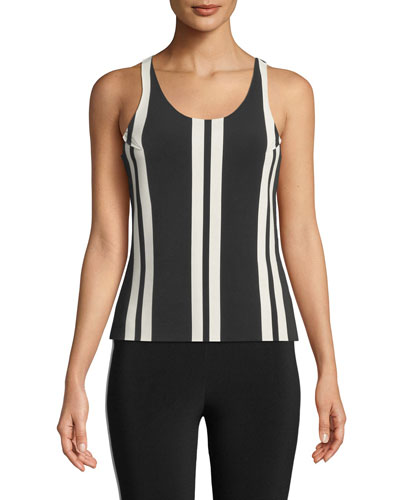 Racer Active Stripe Tank