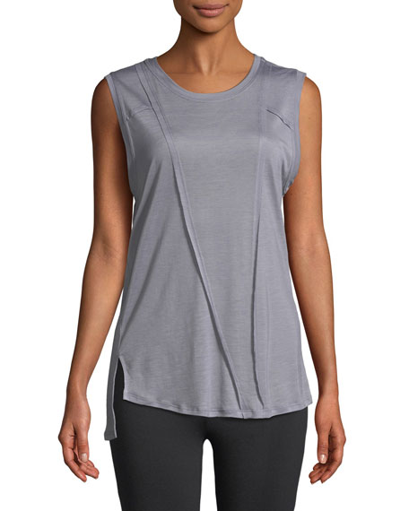 Koral Activewear Brink High-Low Athletic Tank