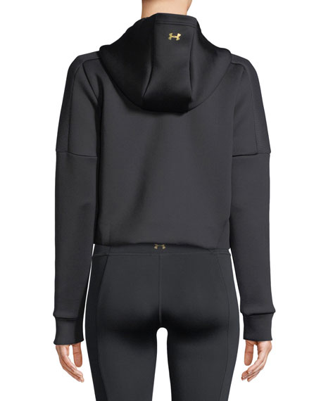 Perpetual Spacer Hooded Performance Jacket