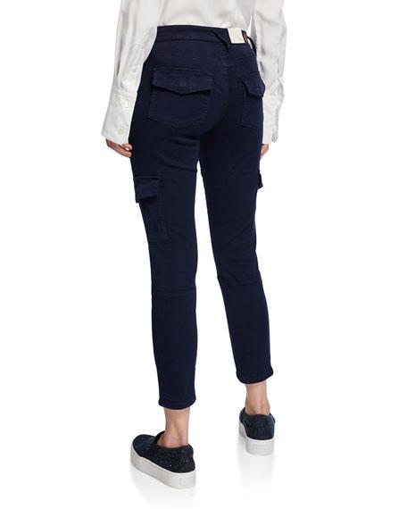 Okana Cropped Cargo Pants