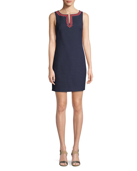 Seal Beach Sleeveless Mini Dress