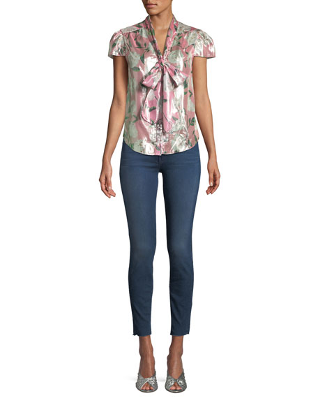 Looker Ankle-Length Skinny Jeans