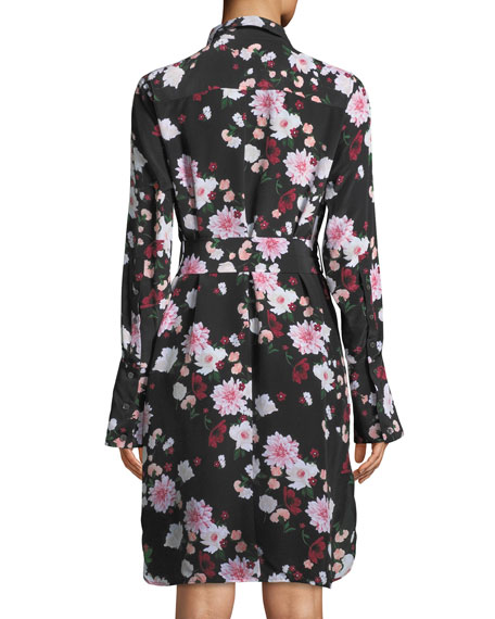 Clea Essential Garden Party Shirt Dress