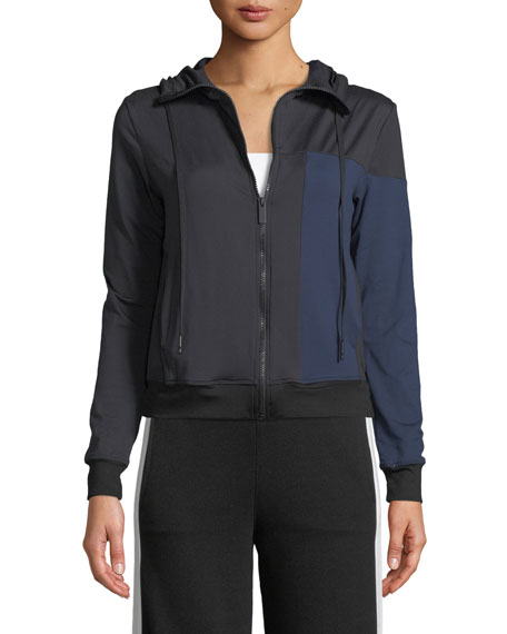 Zephyr Button-Front Jacket