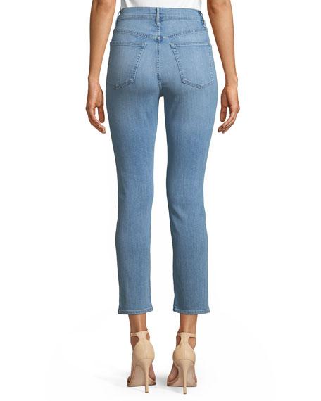 W4 Colette Cropped Skinny-Leg Jeans