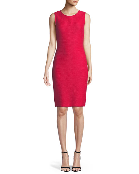 Adina Sleeveless Sheath Dress