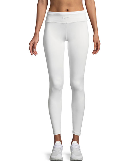 Double-Knit High-Waist Performance Leggings