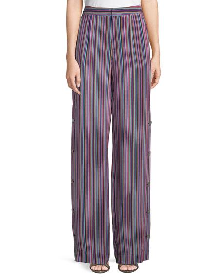 The Big Sleep Pants w/ Side Buttons
