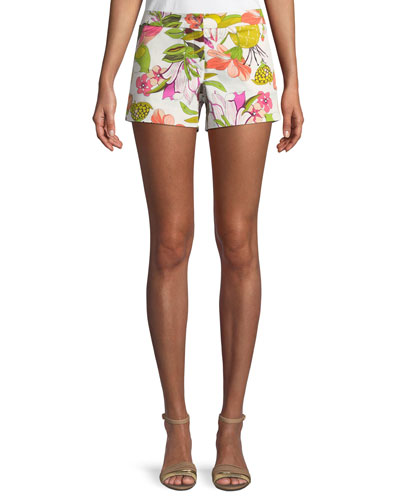 Corbin Secret Garden Shorts