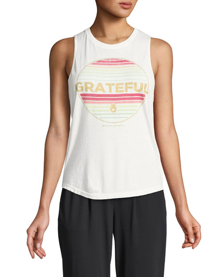 Grateful Graphic Muscle Tank
