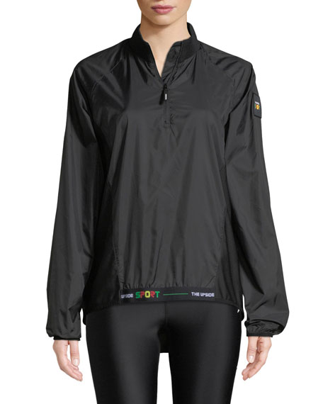 FIRST LIGHT MESH RUNNING JACKET