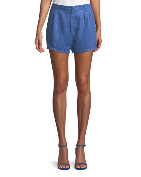 Jordy Linen Shorts
