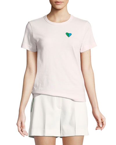 Vintage Cotton Heart Tee