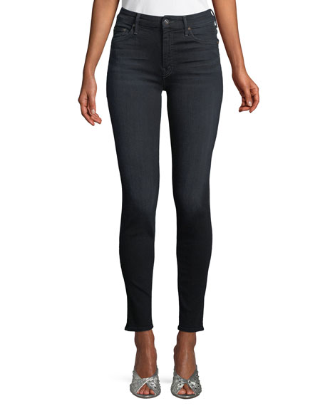 Looker High-Rise Skinny Jeans