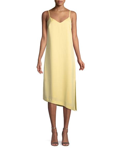 Sarana Tie-Back Slip Dress