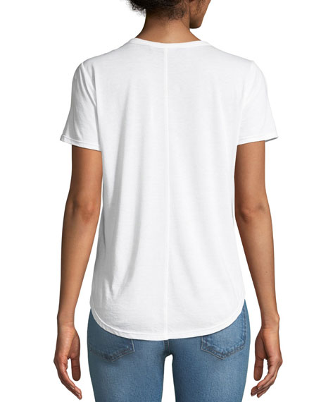 Lauren Crewneck Graphic Tee