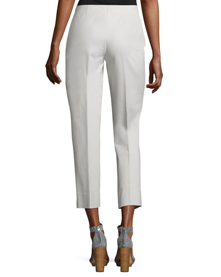 Fundamental Bi-Stretch Cropped Lexington Pant