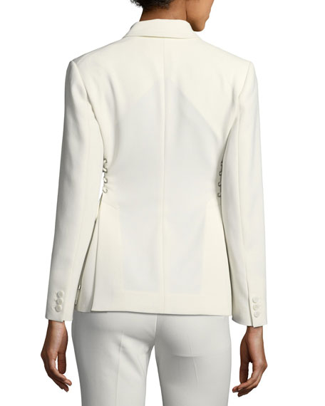 Laced Admiral Crepe Jacket