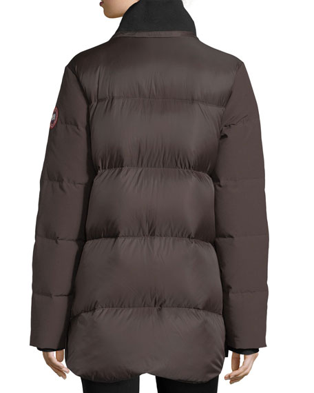 Whitehorse Quilted Parka