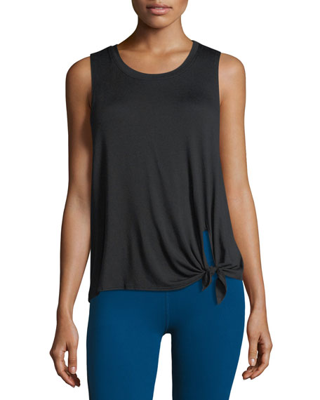 All Tied Up Racerback Performance Tank
