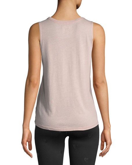 Belle Graphic Muscle Tank