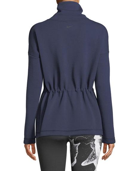 Dri-FIT Therma Flex Training Pullover Sweater