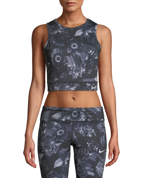 Nike Epic Lux Cropped Running Tank