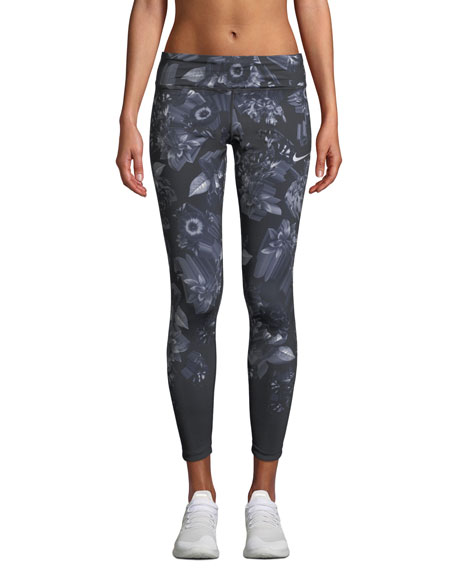 Nike Epic Lux Printed Running Tights