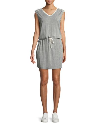 Van Ness Sleeveless V-Neck Dress